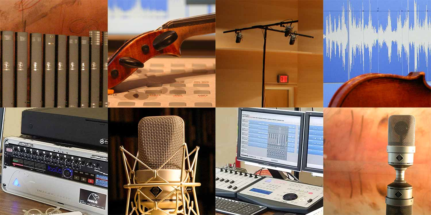 Recording technology and equipment